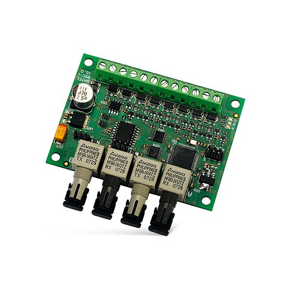 INT-FI инструкция - оптоволоконный конвертер данных