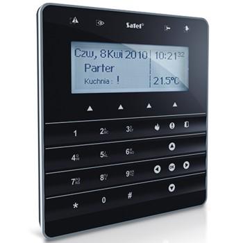 INT-KSG паспорт - клавиатура