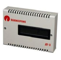 ИПГ-435-1 серии ДГ-3-У инструкция - извещатель пожарный газовый