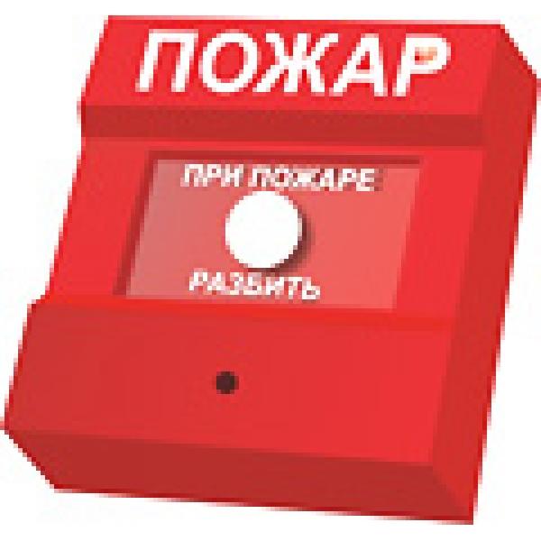 ИПР 513-3А исп.01 паспорт - извещатель пожарный ручной адресный