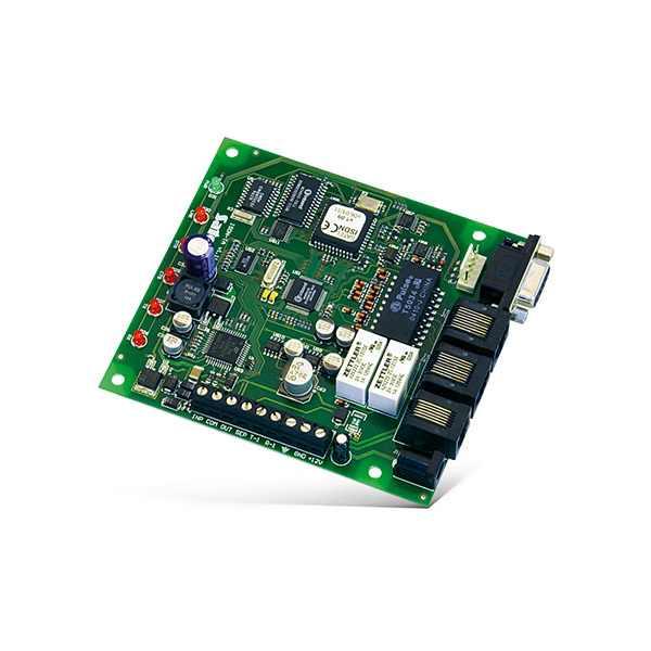 ISDN инструкция - модуль