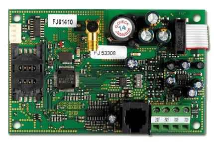 JA-80Y инструкция - GSM коммуникатор