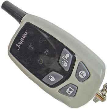 Jaguar JK-99 инструкция пользователя для автосигнализации