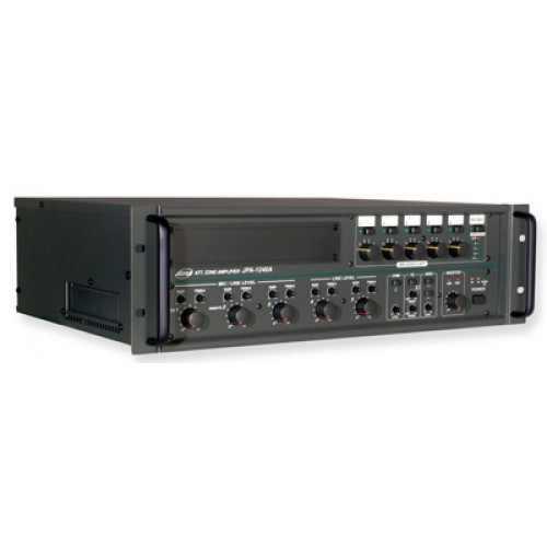 JPA-1120A, JPA-1240A инструкция -  трансляционный микшер-усилитель