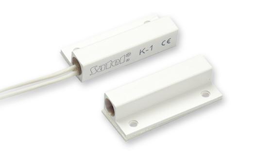 K-1, K-2, K-3 инструкция - магнитоконтактный извещатель