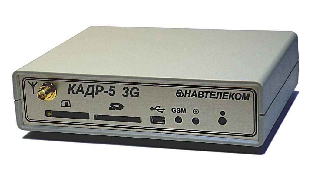 КАДР-5 3G инструкция - система видеонаблюдения