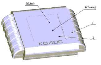 КОДОС А-07/4 паспорт - система Охранно-пожарная (адресный блок)