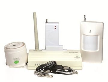 КОНТУР GSM-100 инструкция - GSM сигнализация