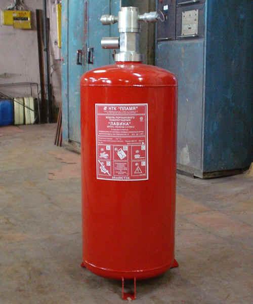 МПП-100-07 инструкция - модуль порошкового пожаротушения