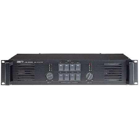 LM-9228 инструкция - блок монитора двухканальный