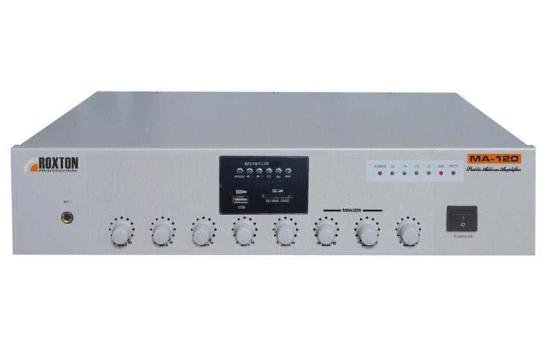 МA-60,МA-120,МA-240,МA-360 инструкция - трансляционный усилитель