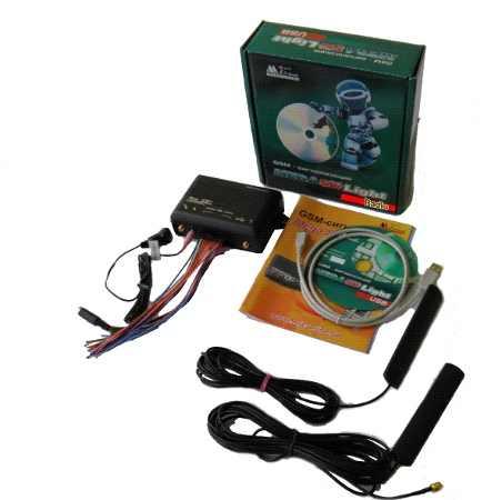 Mega SX-Light Radio инструкция - GSM сигнализация