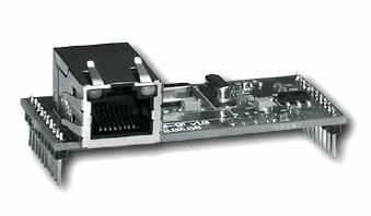 Мираж-EМ-01 паспорт - Ethernet-модуль