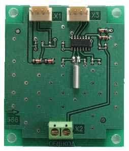 МСА Спектр паспорт - модуль сопряжения с радиопередатчиком аргон