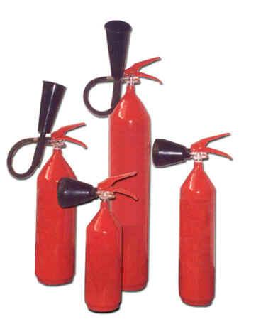 ОУ –2(з), ОУ-4(з), ОУ-6(з) паспорт - огнетушители переносные углекислотные