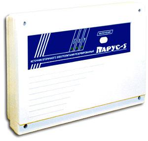 ПАРУС-5 паспорт - источник вторичного электропитания резервированный