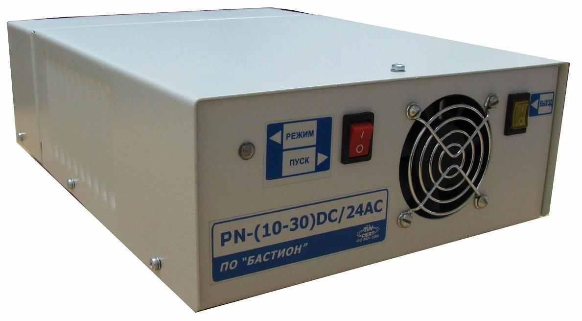 ПН-(10-30)DC/24AC инструкция - преобразователь напряжения