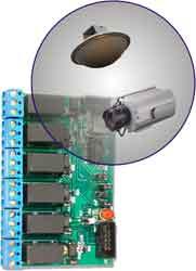 ПР-2 инструкция - модуль управления пожарный