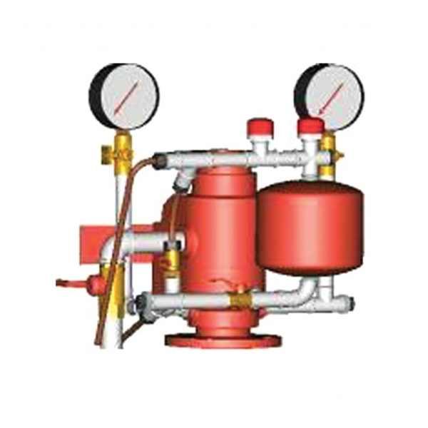 Прямоточный-65, 80, 100, 150 инструкция - узел управления спринклерный водозаполненный