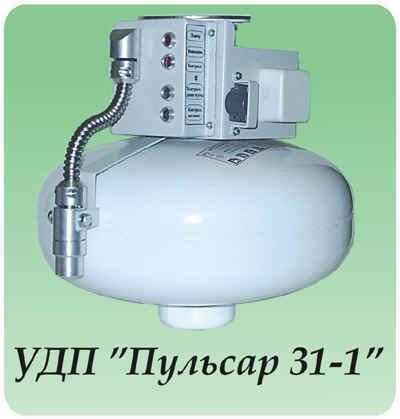 ПУЛЬСАР 31 паспорт - устройство  детекторно-пусковое