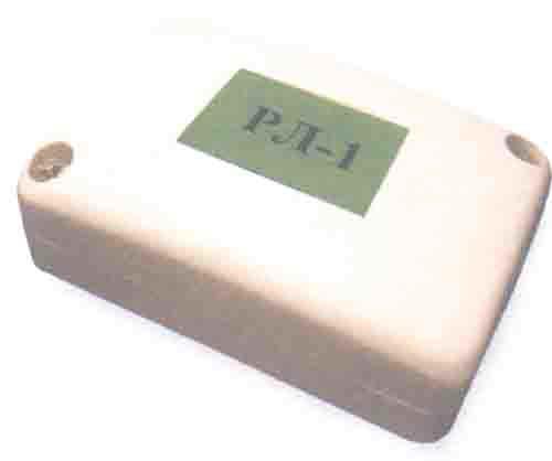 РЛ-1 паспорт - размыкатель линии охранно-пожарный