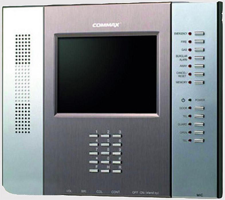 CAV-501D инструкция по эксплуатации - домофон