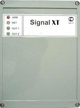 Signal  XT паспорт - устройство обработки и передачи информации