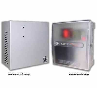 Скат-1200Д паспорт - источник вторичного электропитания резервированный