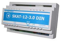 SKAT-24-2.0 DIN, SKAT-12-3.0 DIN  паспорт - источник бесперебойного питания