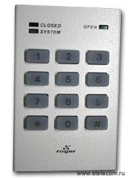 SL 1000 инструкция - кодовая панель
