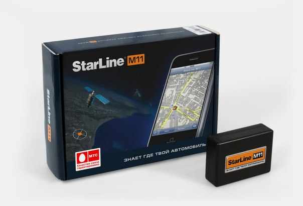 StarLine М11 инструкция - GSM сигнализация