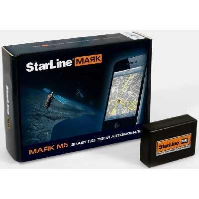 StarLine M5 инструкция - GSM сигнализация