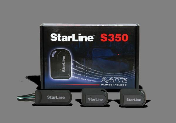 StarLine S350 инструкция по установке для автосигнализации СтарЛайн S350