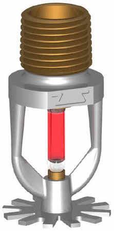 Инструкция - Оросители спринклерные и дренчерные водяные СВВ