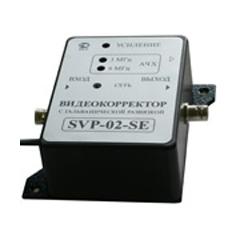 SVP-02-SE инструкция - видеокорректор с гальванической развязкой