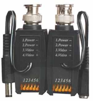 TTP111VPK, ( TTP111VP-T, TTP111VPJ-T) инструкция - комбинированный передатчик видеосигнала и питания