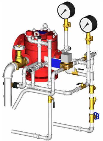 УУ-Д 100/1,2(Э24)-ВФ.О4, УУ-Д 150/1,2(Э24)-ВФ.О4  инструкция - узел управления водозаполненный