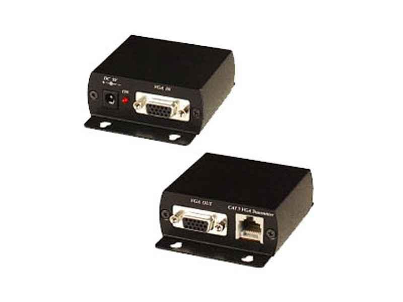VD102, VD105 инструкция - распределитель VGA сигнала