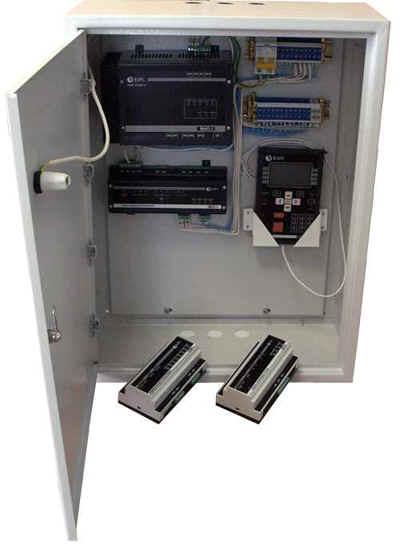 ВЭРС-АСД инструкция - система контроля и управления противодымной защиты автоматическая