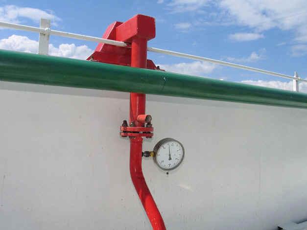 ВПГ инструкция - высоконапорный генератор пены низкой кратности