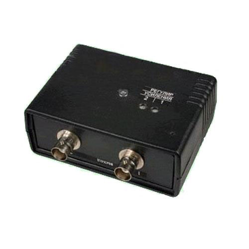 ВУ-1/2 инструкция - усилитель-разветвитель видеосигнала