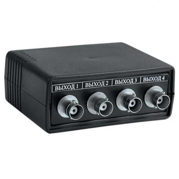 ВУ-1/4 инструкция - усилитель-разветвитель видеосигнала