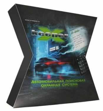 X-Keeper Drive инструкция - GSM сигнализация